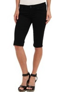 Hudson Viceroy Knee Short Sateen in Black Knight