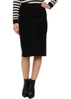 Hudson Vivienne Pencil Skirt in Overkill