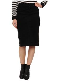 Hudson Vivienne Pencil Skirt in Overkill