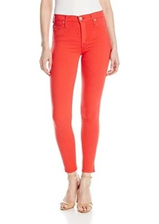 Hudson Women's Barbara High Rise Ankle Skinny Jean