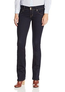 Hudson Women's Beth Baby Boot Jean in Storm