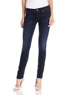 Hudson Women's Collin Midrise Skinny Jean In Follow Me
