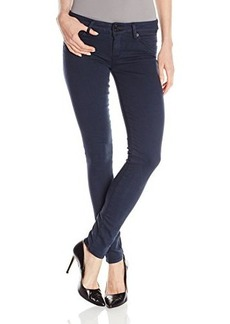 Hudson Women's Collin Skinny Jean In Petrol