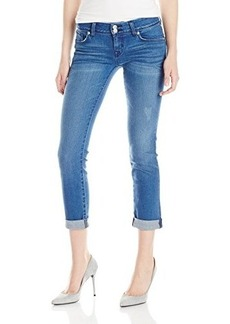Hudson Women's Ginny Crop Jean, Angeltown, 28