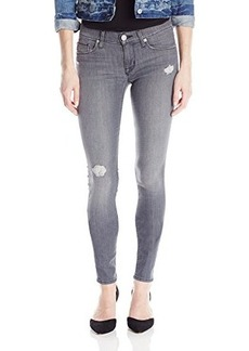 Hudson Women's Krista Distressed Skinny Jean, City Street, 28