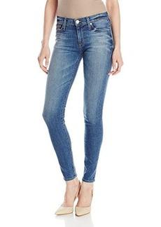 Hudson Women's Nico Midrise Skinny Jean, Strut, 24