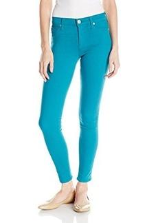 Hudson Women's Nico Midrise Skinny Jean In Marina Blue