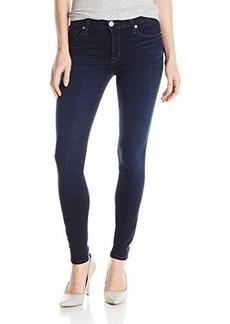 Hudson Women's Nico Midrise Skinny Jean in Propaganda