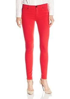 Hudson Women's Nico Midrise Skinny Jean In Red