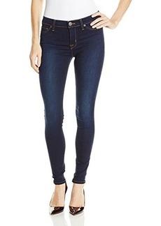 Hudson Women's Nico Midrise Skinny Jean In Shambles