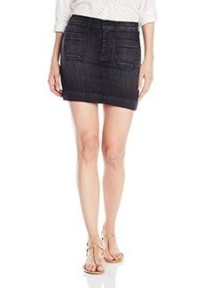 Hudson Women's Rose Skirt In Varnish, Varnish, 28