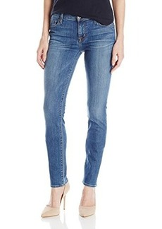Hudson Women's Shine Midrise Skinny Jean, Floyd, 27