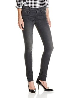 Hudson Women's Shine Midrise Skinny Jean In Static