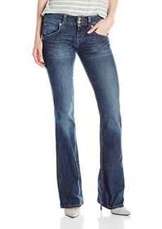 Hudson Women's Signature Midrise Boot Cut Jean In Spy Glass, Spy Glass, 24