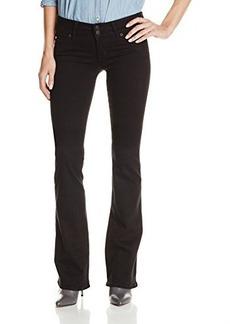 Hudson Women's Tall Supermodel Bootcut Jean In Black