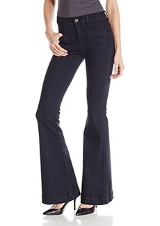 Hudson Women's Taylor High Waisted Flare Jean In Rooftops