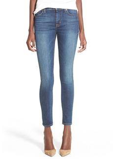 HudsonJeans'Nico' AnkleSuper Skinny Jeans (Pisces)