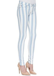 Krista Super Skinny Liberated Striped Jeans   Krista Super Skinny Liberated Striped Jeans