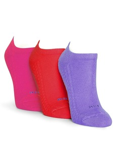 HUE + Air Cushion Socks 3-Pack