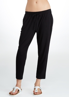 HUE + ChillChic Relaxed Fit Jersey Skimmer Pants