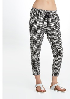HUE + ChillChic Relaxed Fit Skimmer Pants