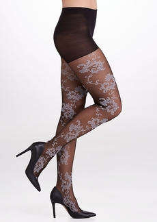 HUE + Sweet Pea Control Top Tights