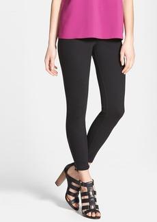 Hue Ankle Zip Skimmer Leggings