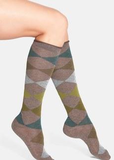 Hue Argyle Knee Socks (3 for $18)