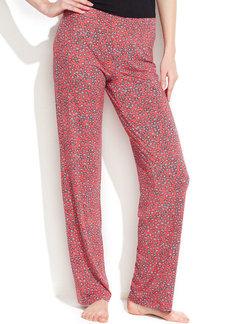 HUE Baby Flowers Pajama Pants