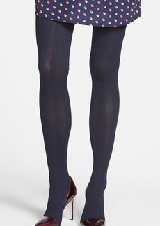 Hue Cable Knit Tights