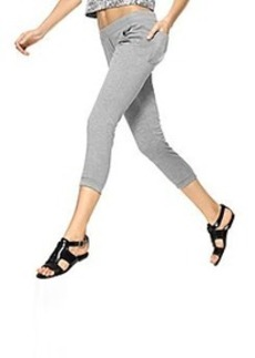 HUE® Chill Jersey Capri Leggings