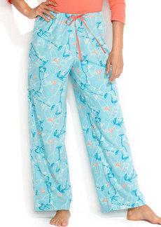 HUE Cocktail Fizz Pajama Pants
