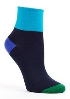 HUE Cotton Low-Cut Ankle Body Socks