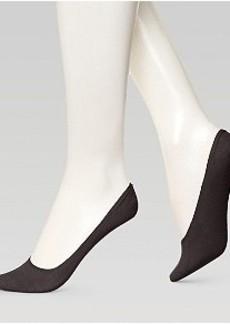 HUE Cotton Mesh Shoe Liners
