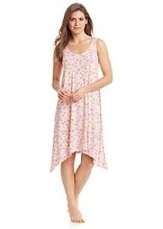 HUE® Daffodil Pink Floral Chemise