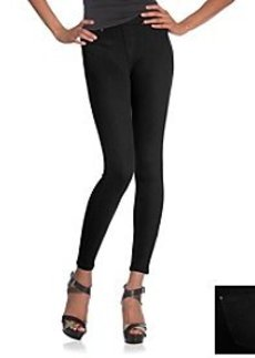 HUE® Denim Jeans Color Leggings