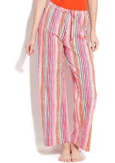 HUE Endless Stripe Pajama Pants