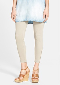Hue 'Evolution' Denim Leggings