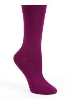 HUE Femme Top Crew Socks