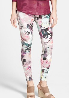 Hue 'Floral Evolution' Leggings