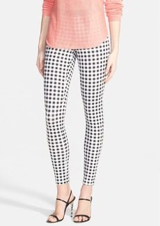 Hue Gingham Print Leggings
