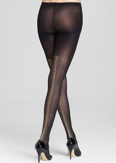 HUE Gravel Sparkle Tights