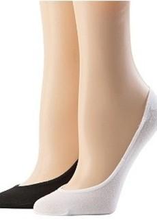 HUE Hidden Cotton Shoe Liners