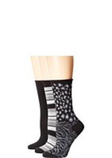 HUE Jean Sock 3 Pack