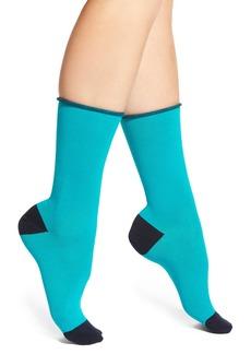 Hue 'Jeans' Socks (3 for $18)