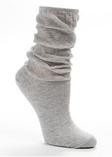 HUE Lightweight Slouch Socks