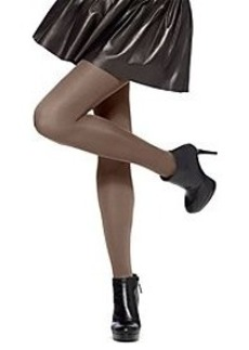 HUE® Luster Tights with Control Top - Seal