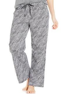 HUE Lyon Leopard Pajama Pants