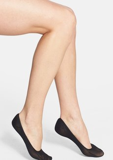 Hue Mesh Liner Socks