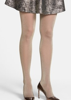 Hue Metallic Tights